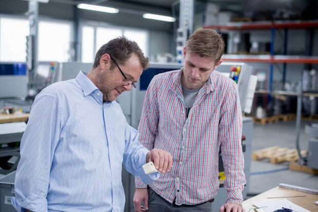 Hinterdobler Fabrikations GmbH | Qualitätskontrolle