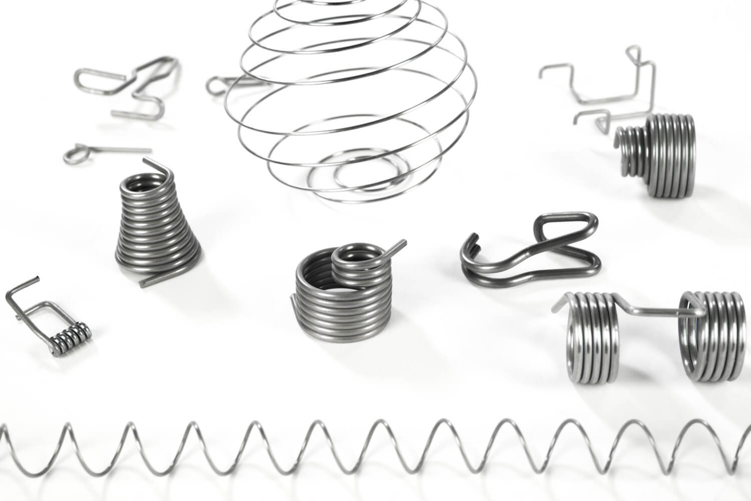 Wire springs | Hinterdobler Fabrikations GmbH