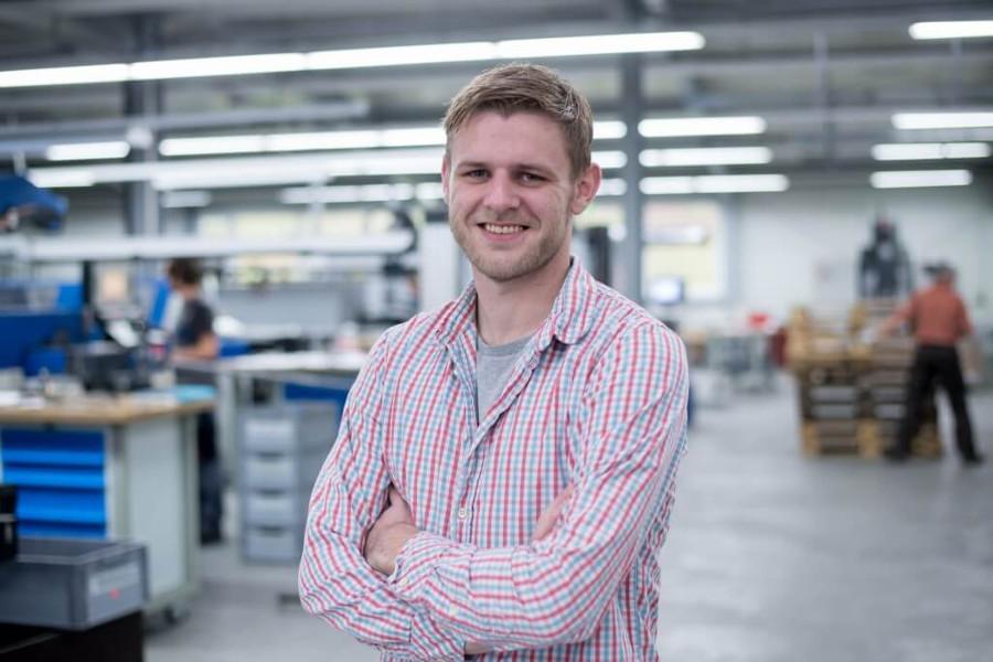 Hinterdobler Fabrikations GmbH | Prokurist Frank Hinterdobler