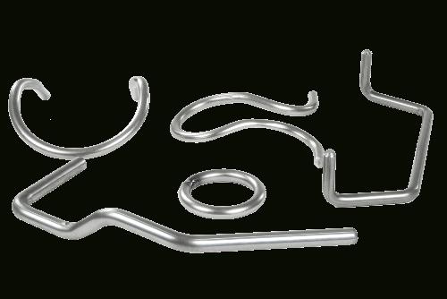 Hinterdobler Fabrikations GmbH | Biegeteile aus Edelstahldraht | Durchmesser 6 bis 8 mm