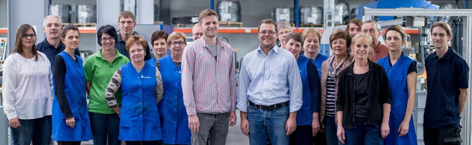 Das Team von Hinterdobler Fabrikations GmbH | Langjährige Erfahrung kombiniert mit frischen Ideen