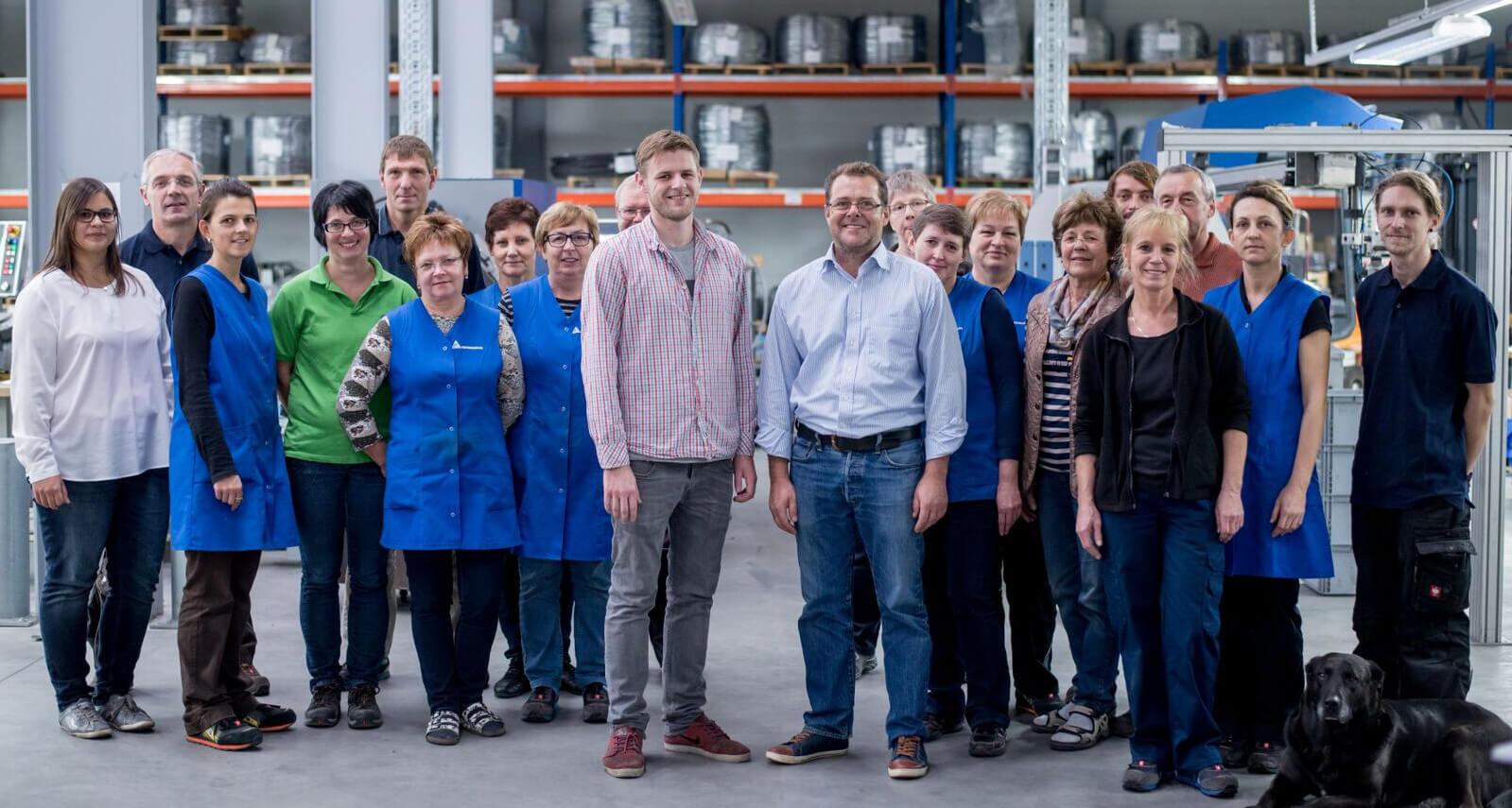 Hinterdobler Fabrikations GmbH | Das Team von Hinterdobler Fabrikations GmbH | Langjährige Erfahrung kombiniert mit frischen Ideen